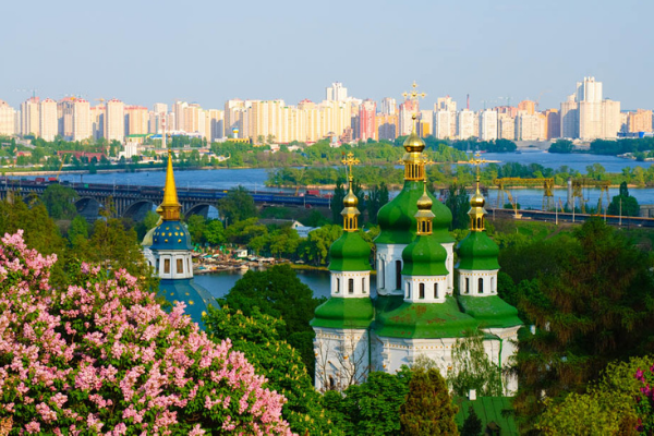 In the ranking of the best cities in the world, Kyiv climbed 52 steps.